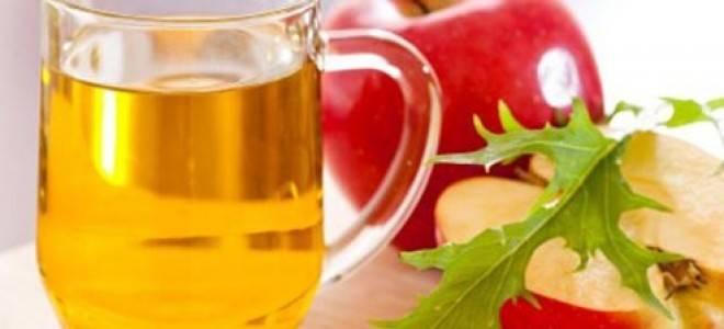Домашен јаболков оцет за брзо слабеење
