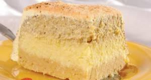 Песок торта: Десерт без печење, готов за 20 минути