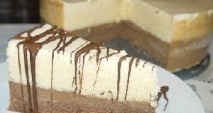Повкусно од ова нема: Парфе торта