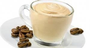 Леден крем од кафе
