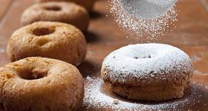 Печени крофни