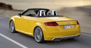 Првите официјални фотографии од Audi Roadster изведбите на моделите ТТ и TT S