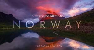 6.000 километри долгите убавини на Норвешка