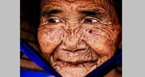 Како оваа старица ќе се претвори во млада жена?