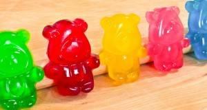 Сакате гумени бонбони? Еве како да ги направите сами!