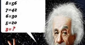 Ако сте гениј, ќе го решите ова за три минути!