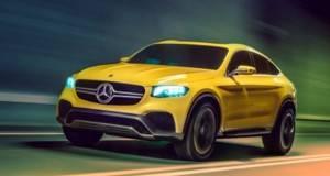 Mercedes го претстави конкурентот на BMW X4