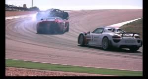 McLaren vs. Porsche 918 Spyder vs. LaFerrari