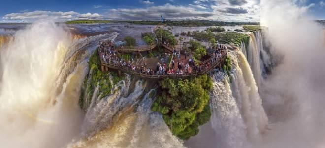 Најубавите места во светот од поинаков агол