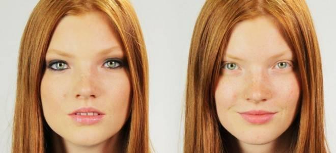 Како изгледаат топ моделите без шминка?