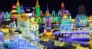 Зимската бајка во Харбин во слики