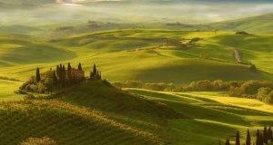 Легендарни места и пејзажи