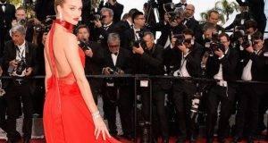 Најспектакуларните фустани на модната парада во Кан