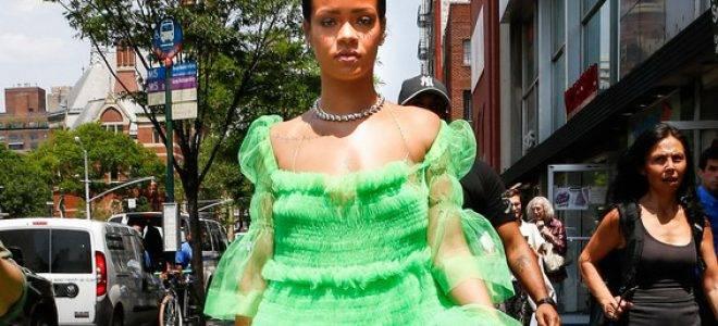 Ниту Ријана не е имуна на грешки: Модната утка на Ријана