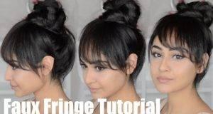 Како да направите шишки без да ја скратите косата?