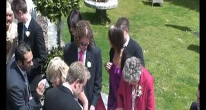 Кошмар за секоја невеста: Си ја упропасти свадбата со само еден потег:)