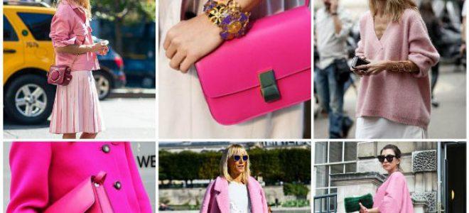 Освежете го вашиот пролетен изглед со розови парчиња