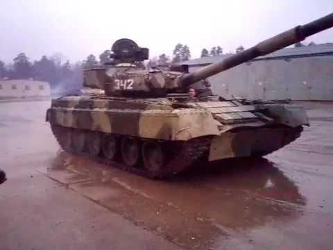 Лудо возење со руски тенк