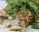 палачинки со печурки и пармезан