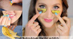 Ставила кора од банана под очите: Неколку минути потоа… чудо!