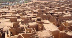 Град од кал цврсто стои веќе 2000 години
