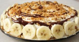 Банана торта