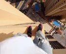 Ја предизвикувал смртта: Скокал по бетонски столбови на 43-ти кат