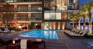 Луксузен хотел во Ванкувер
