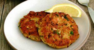 Направете вкусни ќофтиња од туна и компири