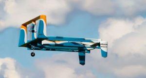 Амазон ќе доставува пратки преку летечки дрон-поштар