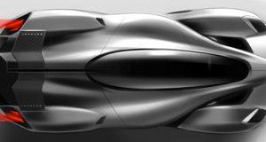 RAESR Tachyon Speed електричен хиперавтомобил
