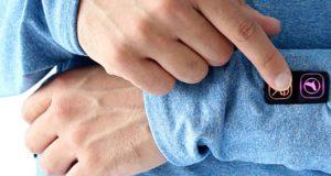 Паметна облека кoја се загрева само со еден допир