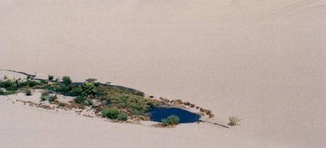 "Huacachina – ""окото"" на Перу"