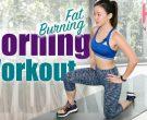 Утрински тренинг  Стопете 300 калории за 15 минути
