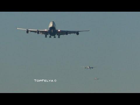"""Утринска гужва на """"Хитроу"""" аеродромот: Секоја минута слетува по еден авион"""