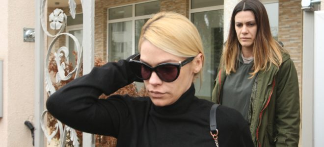 Објавени нови фотографии од повредите на Наташа Беквалац по нападот на сопругот