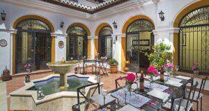 Луксузниот хотел Cortijo Sabila во Шпанија
