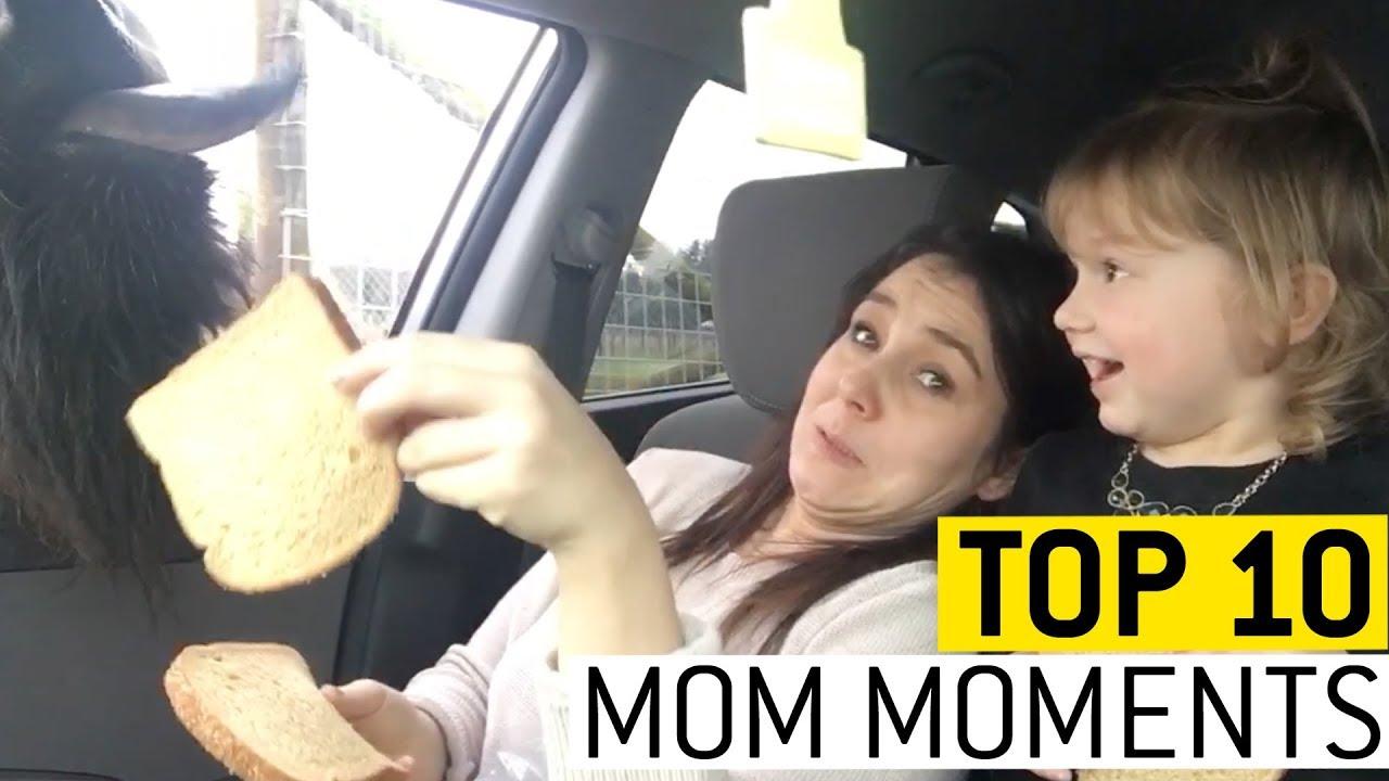 Топ 10 моменти на мама!
