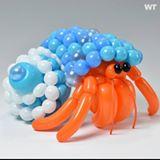 Овие животни од балони се уметнички дела