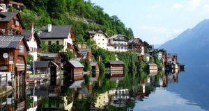 Hallstatt – Австрија, најубавиот град кој излегува на езеро