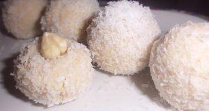Домашни рафаело бомбици без шеќер