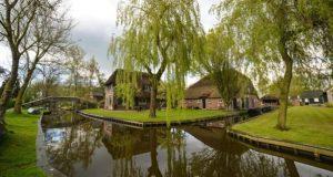 Дали сте слушнале за градчето од бајките каде што улиците се всушност канали?