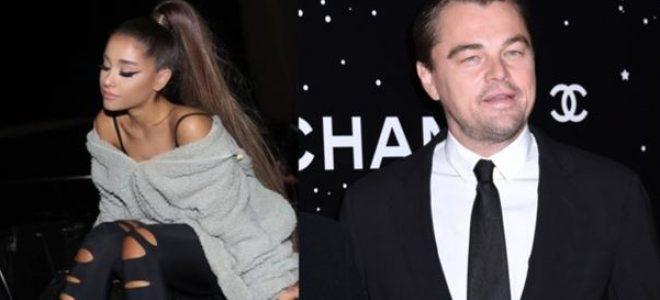 Justin Bieber и Ariana Grande снимија песна со Leonardo DiCapriо