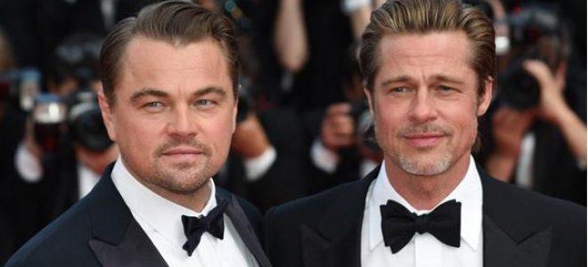Прекрасните мажи во кои се вљубени сите жени: Леонардо и Бред добија овации од 7 минути, ЕУФОРИЈАТА не престануваше