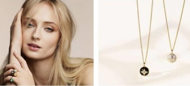 Софи Тарнер е новото лице Louis Vuitton