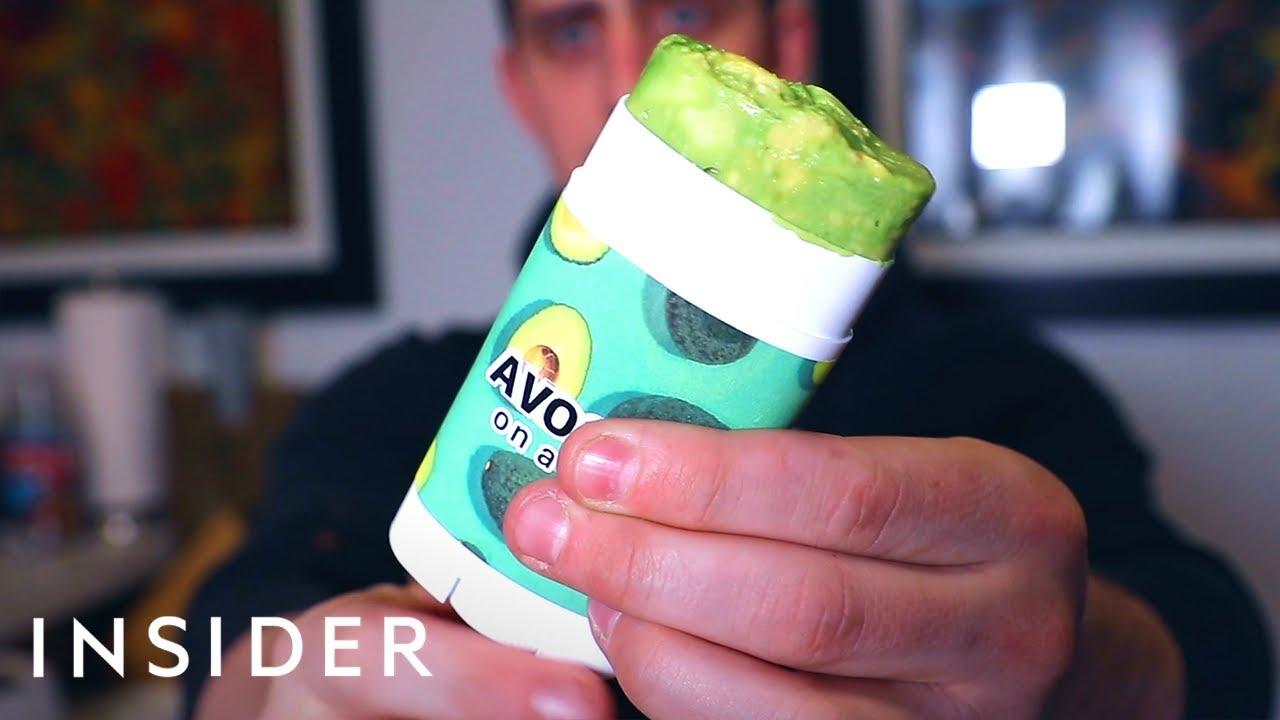 Авокадо во стик – создава решение за проблем што не постои!
