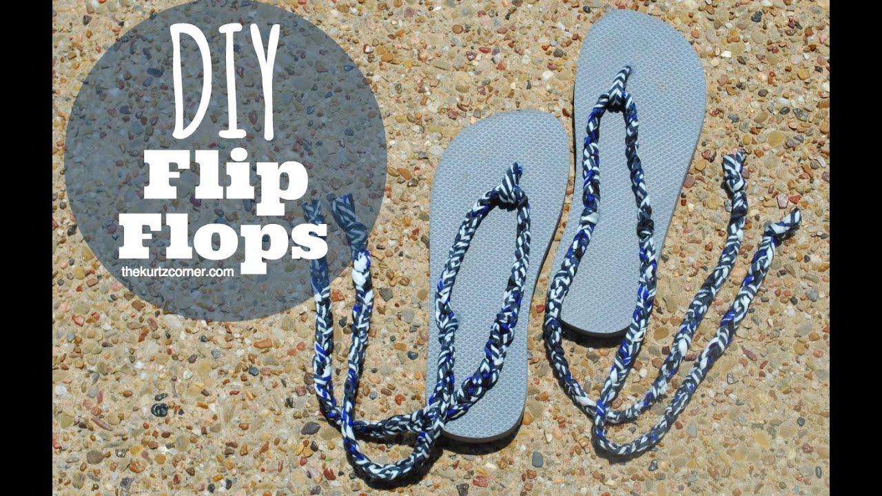 Направете уникатни сандали за летните денови!