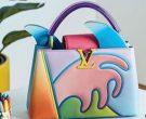 Уметност и мода:  Louis Vuitton во боите на виножитото