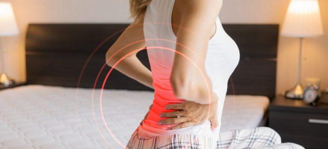 Болката во грбот се наследува од родителите