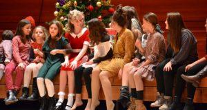 Изведен првиот лиценциран бродвејски мјузикл за деца и младинци, Ени Јуниор